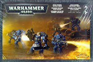games workshop Space Marine Tactical Squad Warhammer 40k at Sears.com