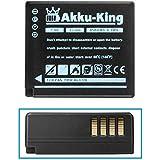 Akku-King Akku (20110852) Li-Ion 850mAh für Panasonic LUMIX DMC-GF6