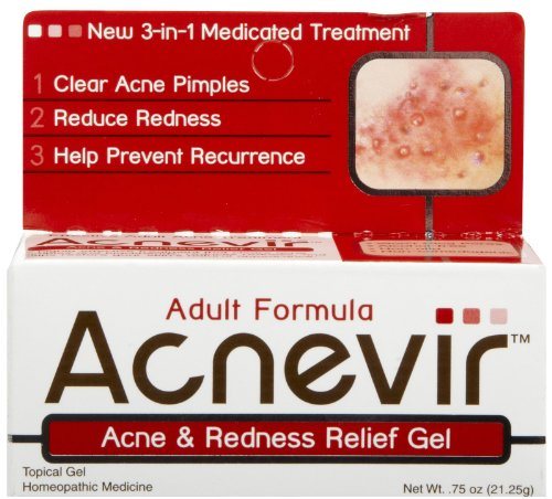 Acnevir Acne Redness Relief Gel 0 75