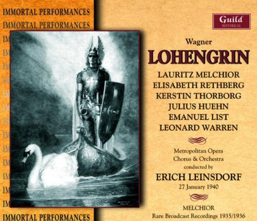 Wagner: Lohengrin (1935, 1936) (Wagner Leinsdorf compare prices)