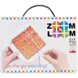 Schacht Spindle Company Zoom Loom Pin Loom from Schacht, 4 by 4-Inch