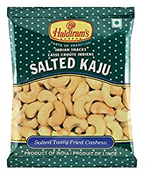 Haldiram Salted Kaju (Pack of 5)