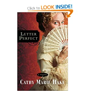 """Letter Perfect"" by Cathy Marie Hake :Book Review"