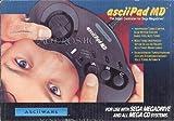 AsciiPad - Megadrive - PAL [Sega Megadrive]