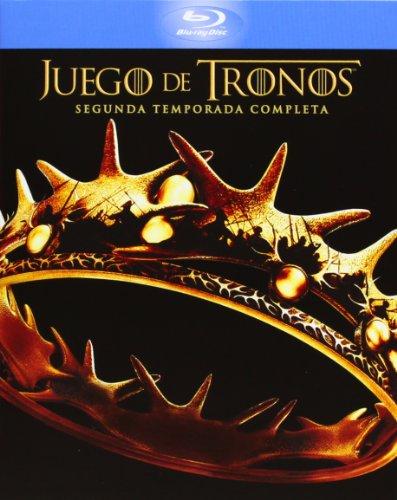 Juego De Tronos - 2ª Temporada [Blu-ray]
