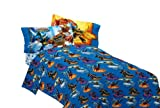 Activision Skylanders Sky Friends Microfiber Sheet Set, Full
