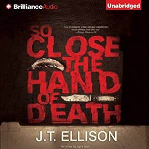 So Close the Hand of Death | [J.T. Ellison]