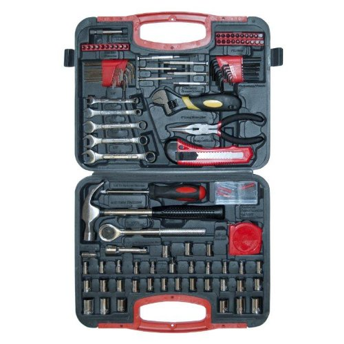 Great Neck Tk111 Home And Garage Tool Set, 111-Piece