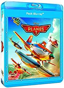 Planes 2 [Pack Blu-ray+]