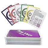 "Pocket 3.5"" x 2.5"" Bingo Calling Cards, Pack of 81 by Royal Bingo Supplies"
