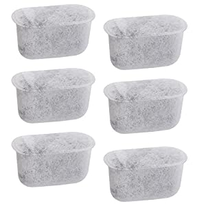 Everyday Replacement Charcoal Water Filters for Cuisinart Coffee Machines