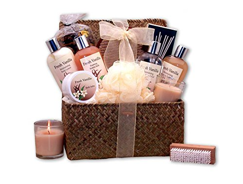 Bath and Body Gift Basket Blissful Relaxation Spa Gift Basket
