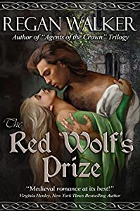 The Red Wolf's Prize by Regan Walker ebook deal