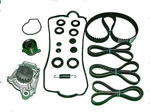 TBK Timing Belt Kit Honda Civic CRX DX 1988 to 1991 1.5L