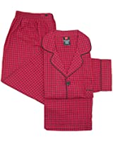 Hanes Men's Print Broadcloth Pajamas