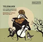 Telemann Et Les Gitans Baroque