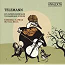 Telemann and The Baroque Gypsies