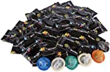Billy Boy Kondome 100er Beutel Mix-Sortiment aus farbigen. perlgenoppten. farbig-aromatisierten und extra feuchten Kondomen