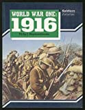 World War I: 1916 (Soldiers Fotofax) (185409002X) by Haythornthwaite, Philip J.