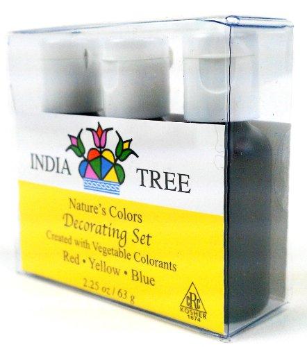 India tree natural food coloring