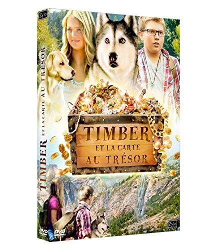 timber-et-la-carte-au-tresor-edizione-francia