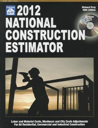 National Construction Estimator [With CDROM] (National...