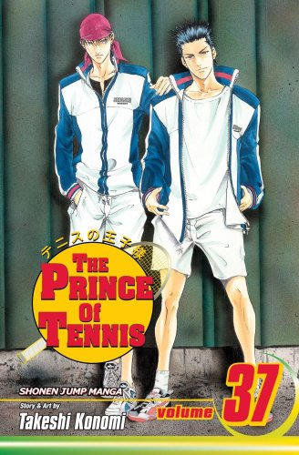 The Prince of Tennis, Manga Vol. 37