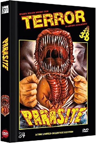 Parasite - Mediabook [Limited Collector's Edition] [2 DVDs]