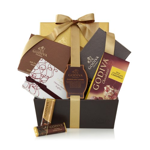 GODIVA Chocolatier Chocolate Lovers Gift