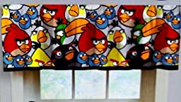 1 X Angry Birds Decorative Valance by rovio