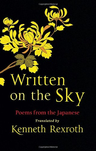 Written on the Sky: Poems from the Japanese (New...