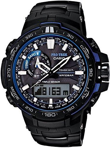 [CASIO] CASIO watch PROTREK triple sensor Ver.3 powered world 6 stations for radio solar PRW-6000YT-1BJF mens