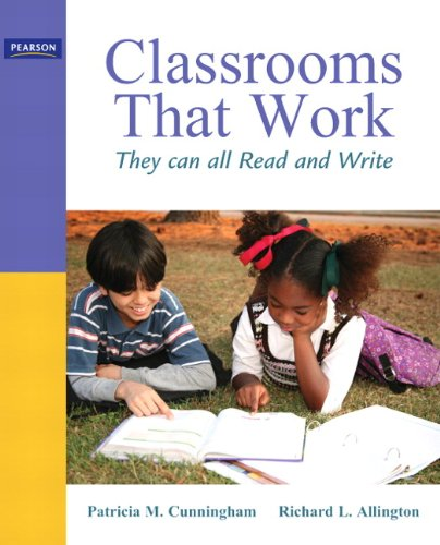 Classrooms that Work: They Can All Read and Write (5th...