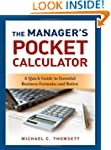 The Manager's Pocket Calculator: A Qu...