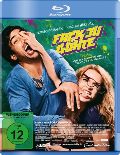 Fack Ju Goehte [Blu-ray] [Import anglais]