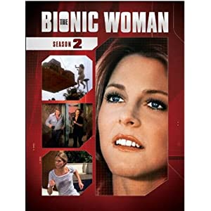 The Bionic Woman Season Two DVD Release Date