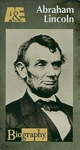Biography - Abraham Lincoln [VHS]