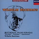 ベートーヴェン:3大ピアノ・ソナタ集 Vol.1 録音:1952年10月、1954年3月、1952年4月 ジュネーヴ〈モノラル録音〉