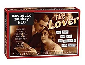 MAGNETIC POETRY - THE LOVER EDITION