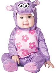 Lil Characters Baby Girl's Huggable Hippo