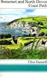 img - for SOMERSET AND NORTH DEVON COAST PATH (LONG DISTANCE FOOTPATH GUIDE NO. 10) book / textbook / text book