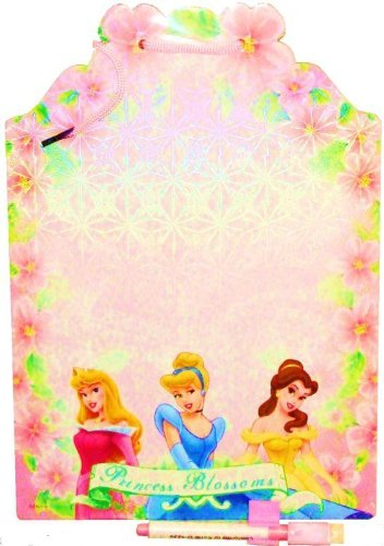 Disney Princess Pink Dry Erase Message Board Pen