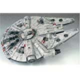 Star Wars Millennium Falcon Japanese Collectible 1/72-Scale Model Kit
