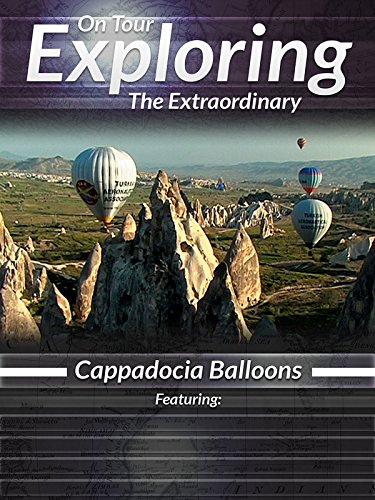 On Tour Exploring the Extraordinary Cappadocia Balloons