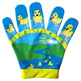 The Puppet Company - Favourite Song Mitts - Five Little Ducks Hand Puppetby The Puppet Company