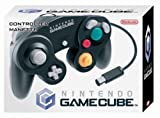 Video Games - GameCube - Controller Black