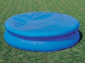 Bestway telo telone di copertura per piscina tonda fuori - Piscine fuori terra amazon ...