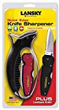 Lansky Sharpeners LSTCS-070 Pocket Knife & Sharpener Combo Pack