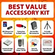 Best Value Accessory Kit Package For Kodak Pocket Video Camera Zx3, Kodak PlaySport & Kodak Zi8. Kit Includes 8GB SDHC Memory Card, USB Card Reader, Extended Life Klic-7004 Replacement Batery Pack, 1 Hour AC/DC Battery Charger, Slim hard Shell Carrying Case, Professional Gripster Mini Tripod, Screen Protectors, Waterproof Floating Strap & More