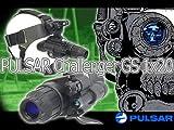 最新ロット!!検査済【正規輸入品】実物 高性能実物暗視ゴーグル Challenger GS 1x20 ナイトビジョン(ヘッドマウント付)